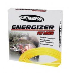 Ron Thompson Energizer Flue Line