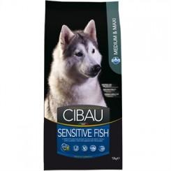 Cibau Sensitive Fisk 12 kg.