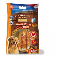 STARSNACK Wrapped Chicken