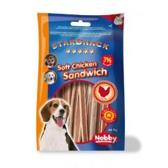 STARSNACK Soft Chicken Sandwich, 70 g