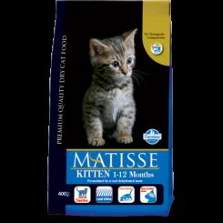 Matisse Kitten 10 kg.