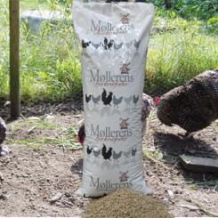 Komplet Hønsefoder 15 kg