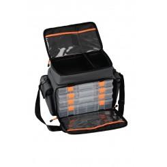 Savagear Lure Bag Large med 6 Bokse