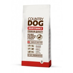 Country Dog Maintenance 15 kg.
