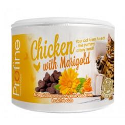 Profine Cat Snack med kylling og morgenfrue 50 gr.