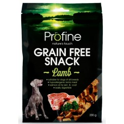 Profine Grain Free Snack - Lamb 200 gr.